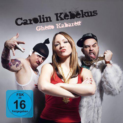 Carolin Kebekus - Ghetto Kabarett - Preis vom 12.04.2021 04:50:28 h