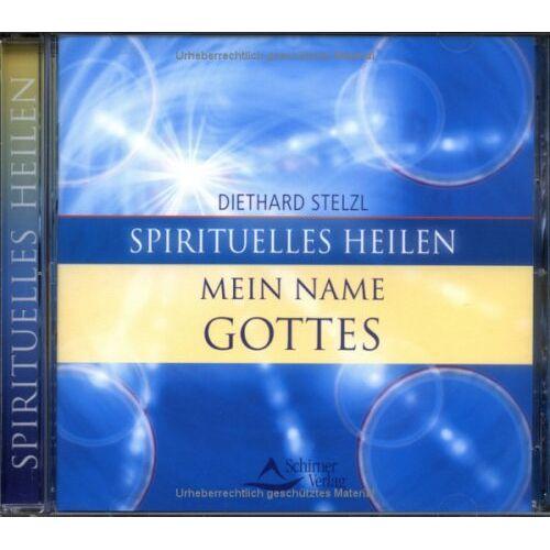 Diethard Stelzl - Mein Name Gottes. CD - Preis vom 14.01.2021 05:56:14 h
