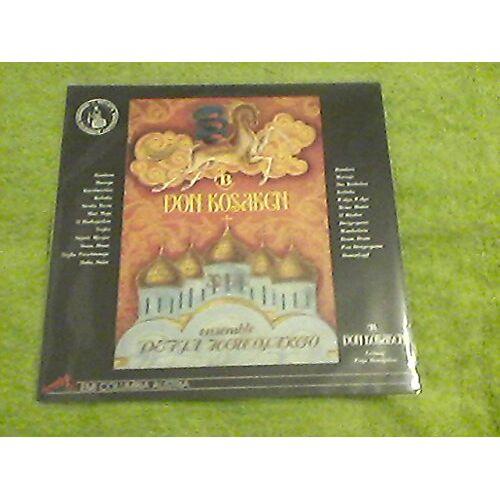 Don Kosaken Chor - Don Kosaken [Vinyl LP] - Preis vom 28.02.2021 06:03:40 h
