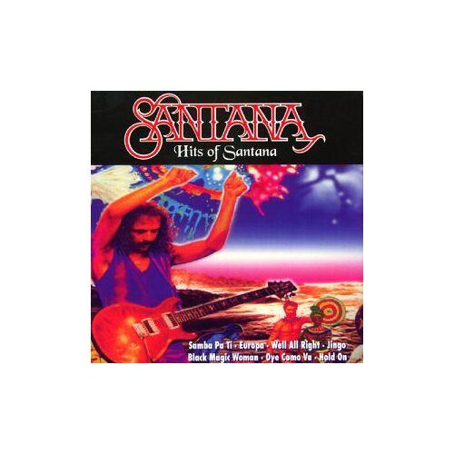 Santana - The Hits of Santana - Preis vom 06.03.2021 05:55:44 h
