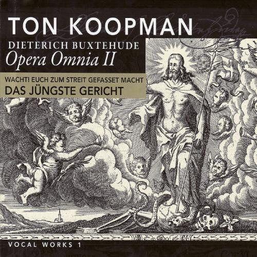 Ton Koopman - OPERA OMNIA II - JUENGSTE GERICHT - Preis vom 08.05.2021 04:52:27 h