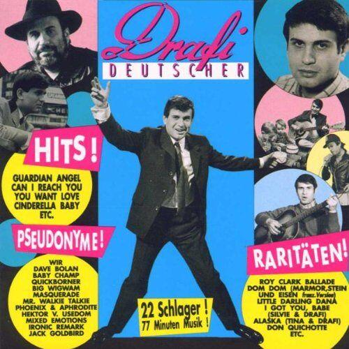 Drafi Deutscher - Hits! Pseudonyme! Raritäten! - Preis vom 09.05.2021 04:52:39 h