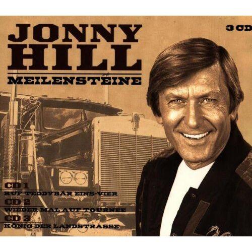 Jonny Hill - Meilensteine - Preis vom 15.05.2021 04:43:31 h