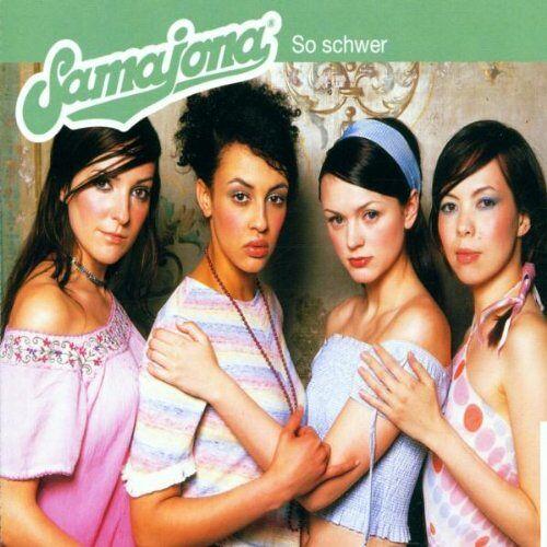 Samajona - So Schwer - Preis vom 13.04.2021 04:49:48 h
