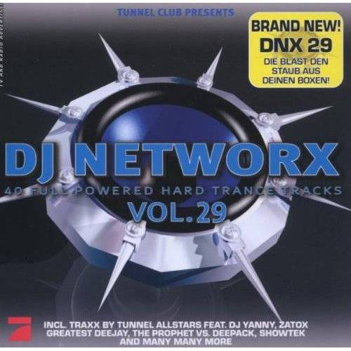 Various - DJ Networx Vol.29 - Preis vom 12.04.2021 04:50:28 h