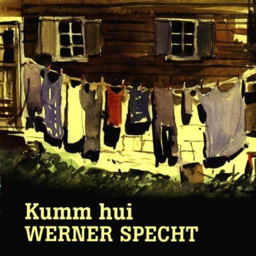 Werner Specht - Kumm Hui - Preis vom 18.04.2021 04:52:10 h