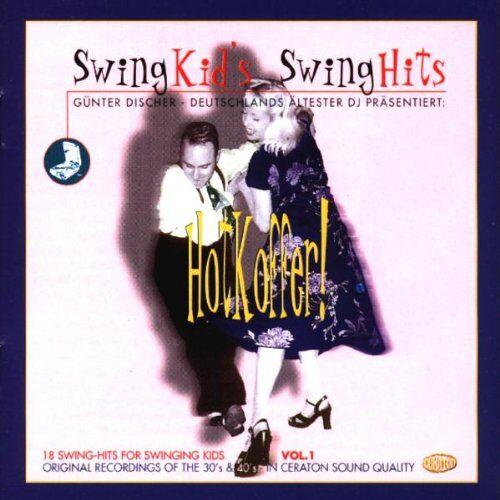 Various - Swing Kid S Swing Hits Vol.1: - Preis vom 03.05.2021 04:57:00 h