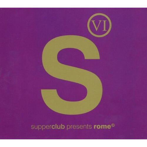 Various - Supperclub Pres.Rome - Preis vom 13.05.2021 04:51:36 h