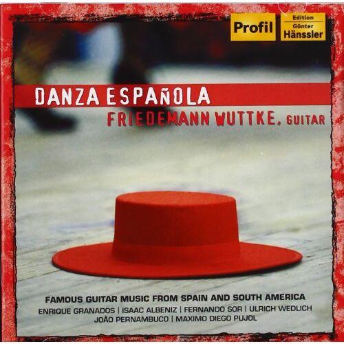 Friedemann Wuttke - Danza Espanola - Preis vom 28.02.2021 06:03:40 h