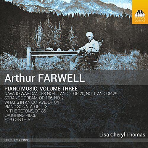 Thomas, Lisa Cheryl - Klaviermusik Vol.3 - Preis vom 28.03.2020 05:56:53 h