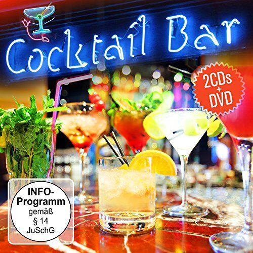 Various - Cocktailbar. 2CD+DVD - Preis vom 14.01.2021 05:56:14 h