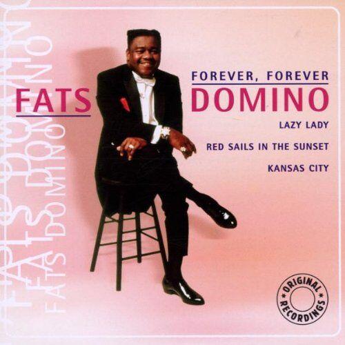 Fats Domino - Forever,Forever - Preis vom 09.04.2021 04:50:04 h