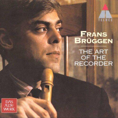 Frans Brüggen - The Art Of Recorder - Preis vom 21.10.2020 04:49:09 h