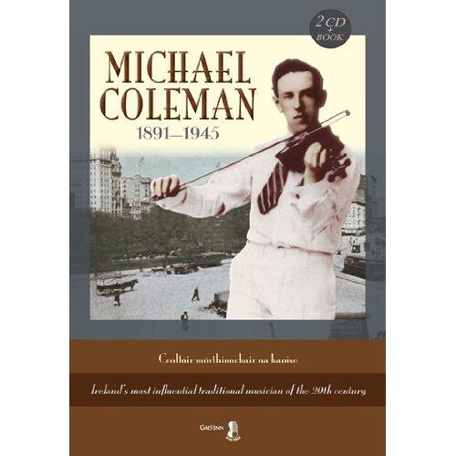 Michael Coleman - Michael Coleman 1891-45 - Preis vom 20.10.2020 04:55:35 h