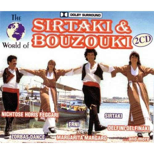 Greatsirtakiorchestra / Florides - World of Sirtaki & Bouzouki - Preis vom 16.04.2021 04:54:32 h