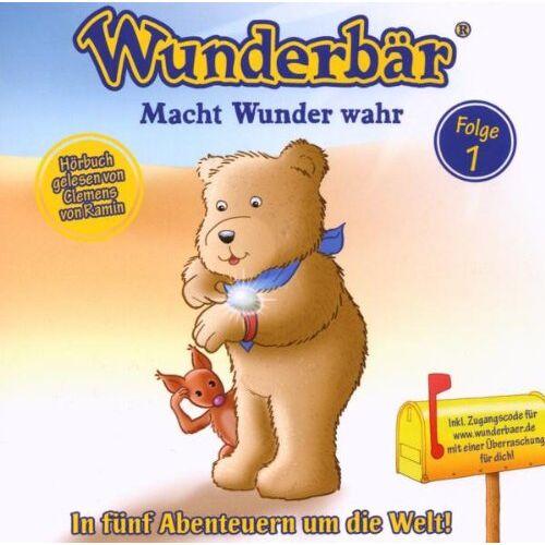 Wunderbar! Wunderbär - Hörbuch Folge 1 - Preis vom 19.06.2020 05:07:48 h