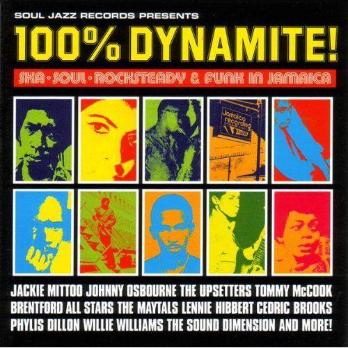Various - 100% Dynamite-Ska,Soul,Rocksteady & Funk in - Preis vom 09.05.2021 04:52:39 h