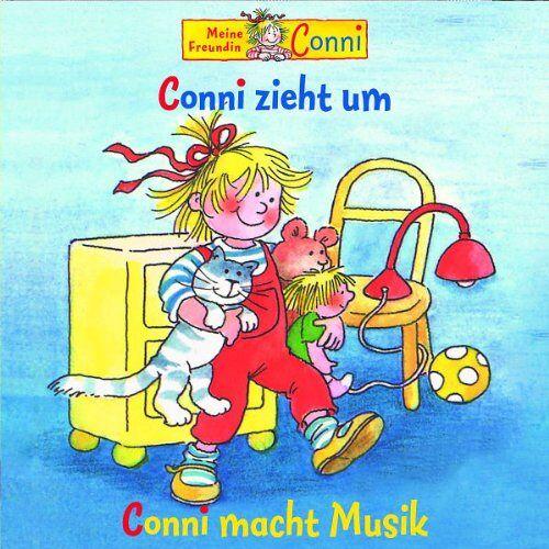 Conni 7 - Conni zieht um / Conni macht Musik - Preis vom 20.10.2020 04:55:35 h