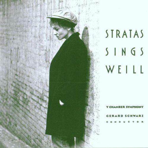 Stratas - Stratas Sings Weill - Preis vom 26.02.2021 06:01:53 h