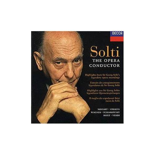 Georg Solti - Solti-the Opera Conductor - Preis vom 20.10.2020 04:55:35 h