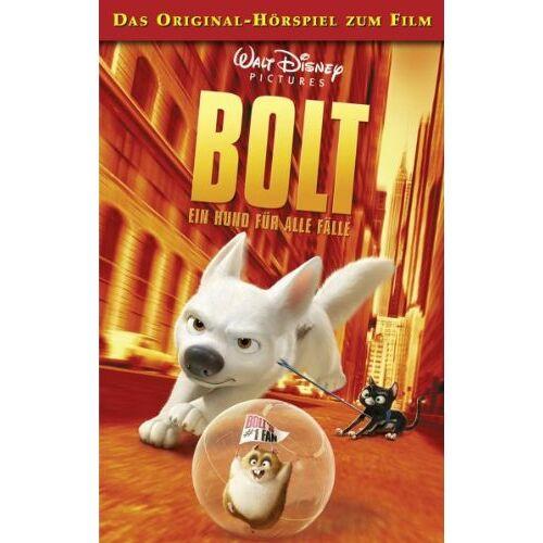 Disney Bolt [Musikkassette] [Musikkassette] - Preis vom 31.10.2020 05:52:16 h