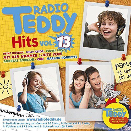 Various - Radio Teddy Hits Vol.13 - Preis vom 05.09.2020 04:49:05 h
