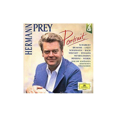 Hermann Prey - Prey, Hermann: Portrait - Preis vom 05.05.2021 04:54:13 h