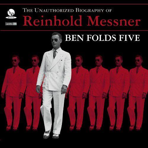 Ben Folds Five - Unauthorized Biography of Rein - Preis vom 20.10.2020 04:55:35 h