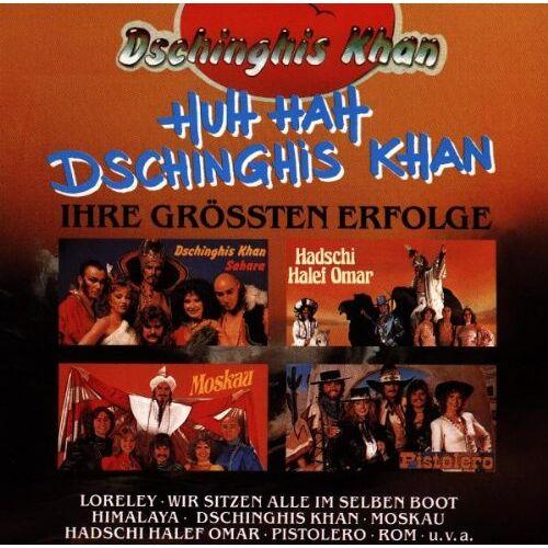 Dschinghis Khan - Huh Hah Dschinghis Khan - Preis vom 18.04.2021 04:52:10 h