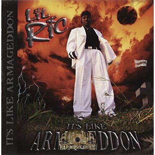 Lil Ric - It's Like Armageddon - Preis vom 18.10.2020 04:52:00 h