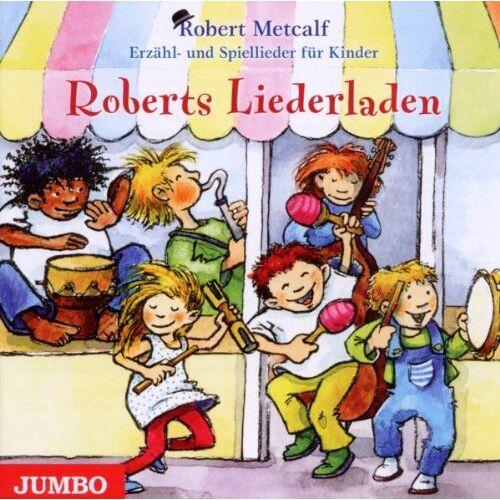 Robert Metcalf - Roberts Liederladen - Preis vom 25.01.2021 05:57:21 h