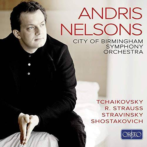 Andris Nelsons - Andris Nelsons Dirigiert - Preis vom 11.04.2021 04:47:53 h