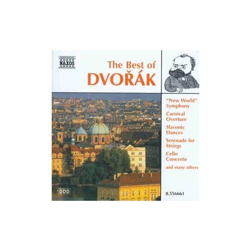 Stephen Gunzenhauser - Dvorak : Best Of Dvorak (The) - Preis vom 14.01.2021 05:56:14 h