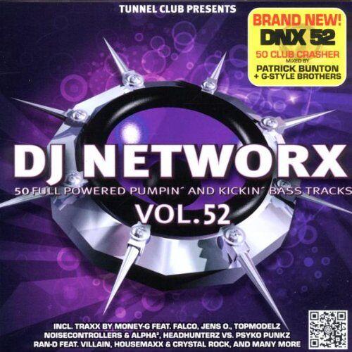 Various - DJ Networx Vol.52 - Preis vom 16.05.2021 04:43:40 h