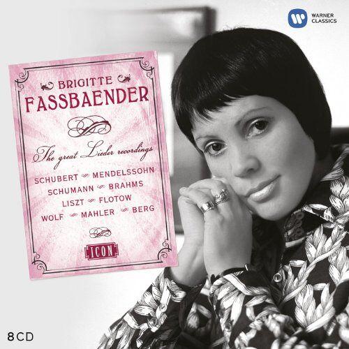 Brigitte Fassbaender - Icon: Brigitte Fassbaender - Preis vom 28.03.2020 05:56:53 h