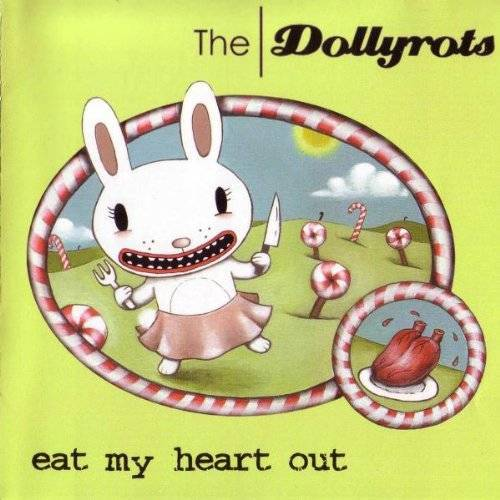 Dollyrots - Eat My Heart Out - Preis vom 15.04.2021 04:51:42 h