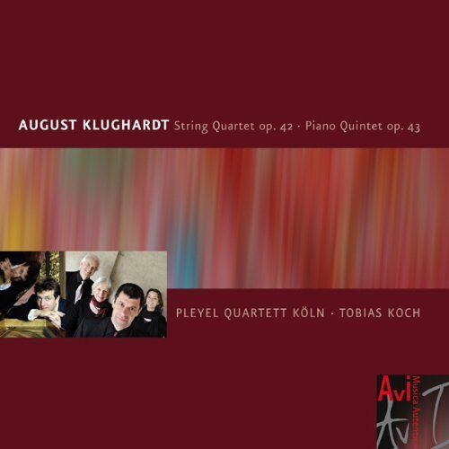 Pleyel Quartett Köln - Streichquart./Klavierquint.Opp.42/43 - Preis vom 23.01.2021 06:00:26 h
