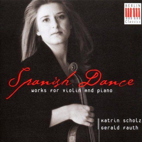 Katrin Scholz - Spanish Dance (Werke für Violine und Klavier) - Preis vom 14.04.2021 04:53:30 h