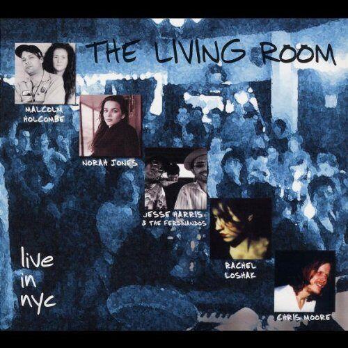 Norah Jones - The Living Room-Live in NYC - Preis vom 16.04.2021 04:54:32 h
