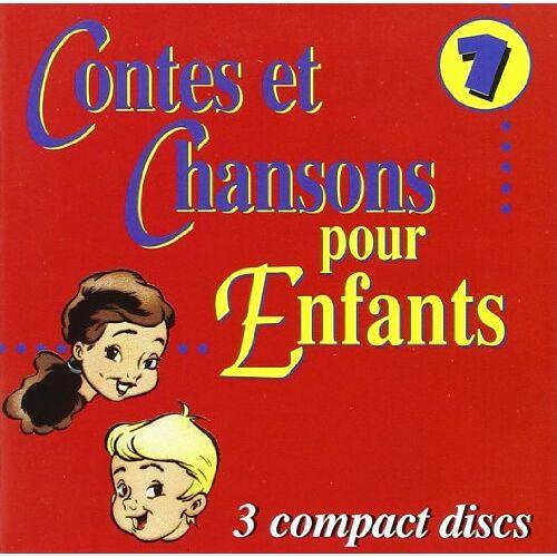 Contes et Chansons pour Enfants - Vol 5-3cd(Le Chats Botte-Cendrillon+Chansons Enfants) - Preis vom 08.05.2021 04:52:27 h