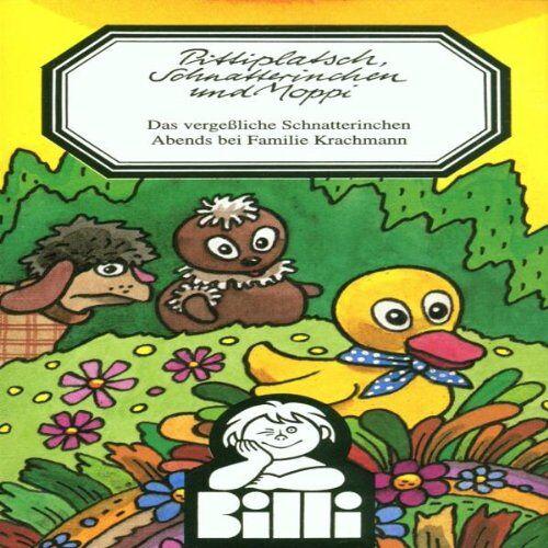 Schnatterinchen Pittiplatsch - Das Vergessliche Schnatterinch [Musikkassette] - Preis vom 27.02.2021 06:04:24 h