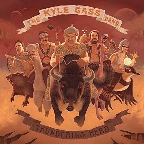 Kyle Gass Band - Thundering Herd - Preis vom 20.10.2020 04:55:35 h