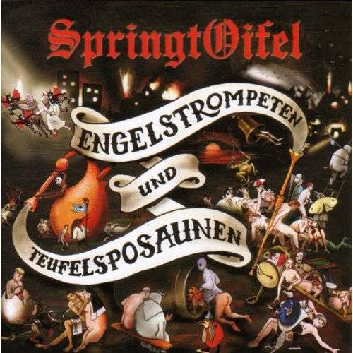 Springtoifel - Engelstrompeten Und Teufelsposaunen - Preis vom 18.04.2021 04:52:10 h