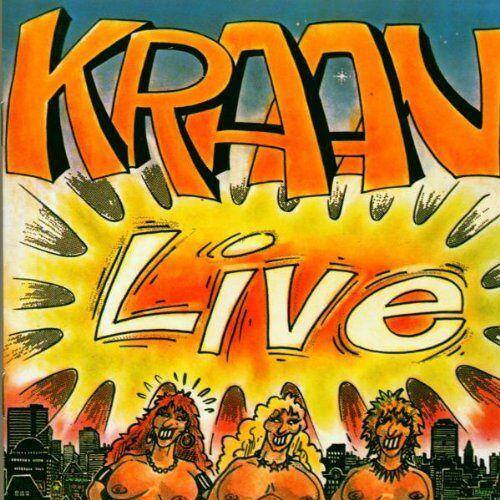 Kraan - Live - Preis vom 16.04.2021 04:54:32 h