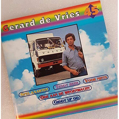 Vries, Gerard de - Gerard De Vries - Preis vom 03.12.2020 05:57:36 h