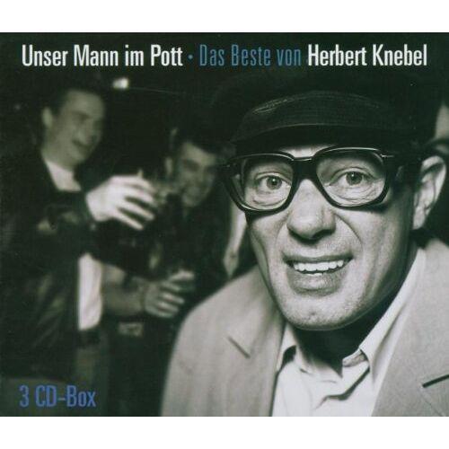 Herbert Knebel - Unser Mann im Pott - Das Beste von Herbert Knebel - Preis vom 23.02.2021 06:05:19 h
