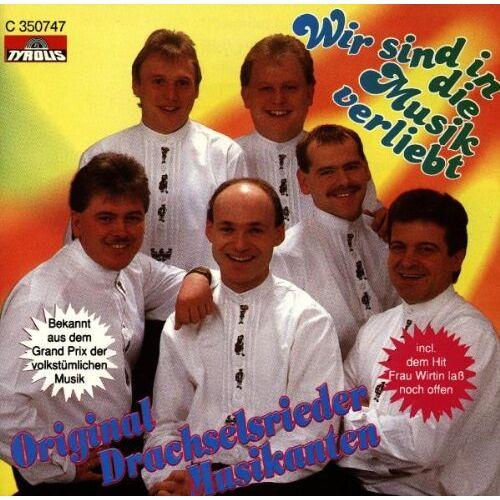 Ori Drachselsrieder Musikanten - Wir Sind in die Musik Verliebt - Preis vom 20.10.2020 04:55:35 h