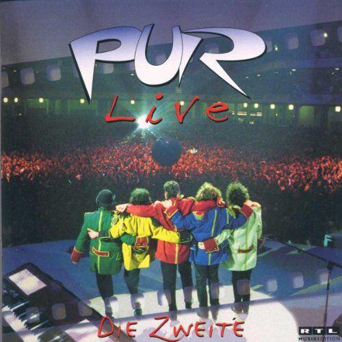 Pur - Live-die Zweite - Preis vom 14.04.2021 04:53:30 h