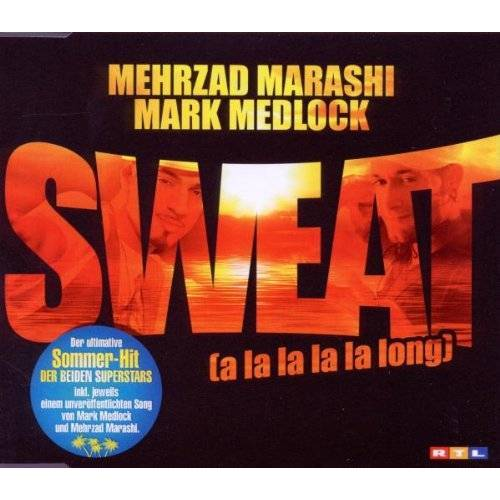 Mehrzad Marashi & Mark Medlock - Sweat (A La La La La Long) - Preis vom 15.05.2021 04:43:31 h