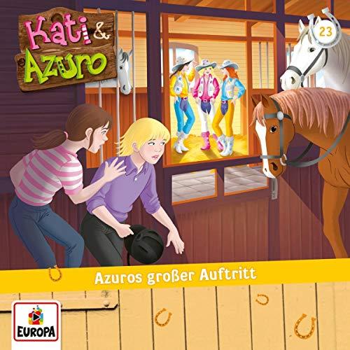 Kati & Azuro - 023/Azuros Großer Auftritt - Preis vom 12.05.2021 04:50:50 h